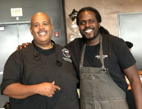 Mardi Gras Pop-Up With Chicago Top Chefs: Chef Julius Russell and Chef Brian Jupiter