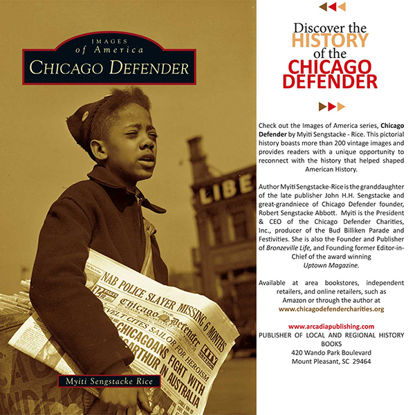 History of Chicago Defender Ad
