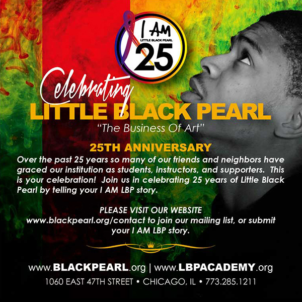 Little Black Perl 2019 25th Anniversary Ad