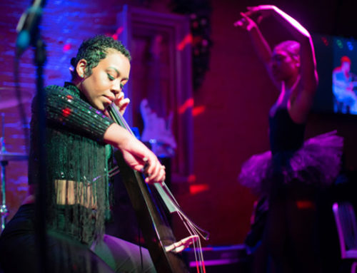 CLASSICAL QUEENS: Black Women in the Classical Arts