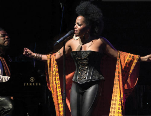 Rhonda Ross Kendrick: Creating Her Own Space Through Music, Motherhood and Self-Love