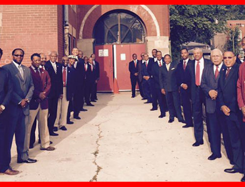 Kappa Alpa Psi's Chicago Alumni Chapter Celebrates Centennial