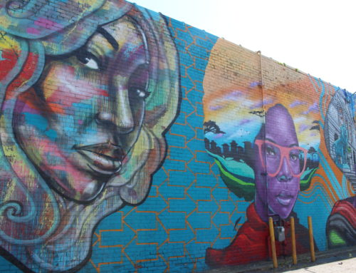 Rahmaan Statik: The Man and the Mural