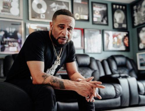 DJ Pharris: Leading The Pack