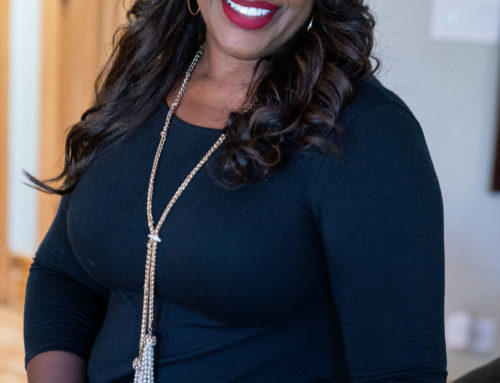 Nikki Hayes: Speaking Up and Speaking Out
