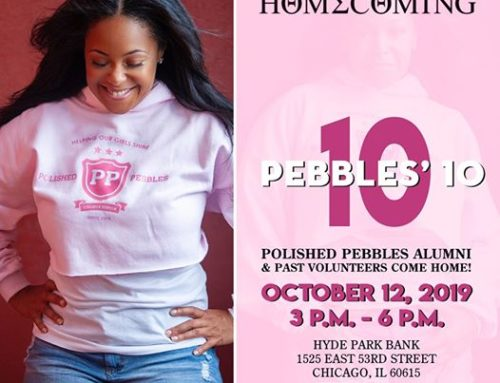 Calling All Past Polished Pebbles Girls, Volunteers, Staff, Families and Supporters!
