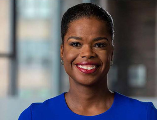KIM FOXX Making HERstory