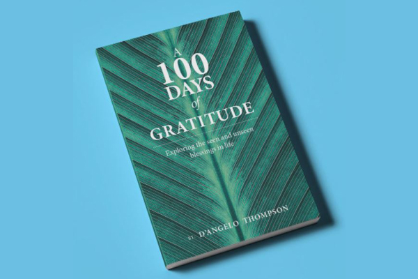 NEW BOOK SAYS GRATITUDE IS A JOURNEY