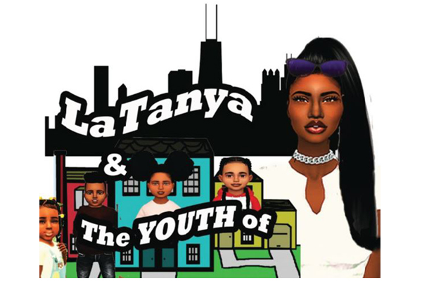 ENGLEWOOD PHOENIX RISING – LaTanya and The Youth of Englewood